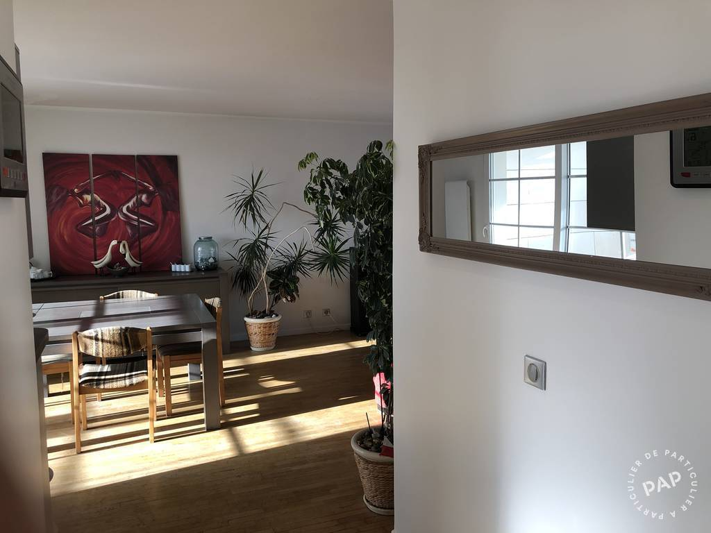 Vente appartement 3 pièces Montigny-le-Bretonneux (78180)