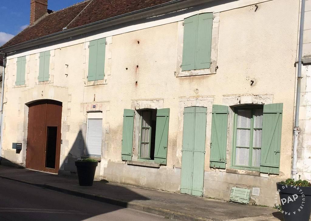Vente Maison Bassou (89400)