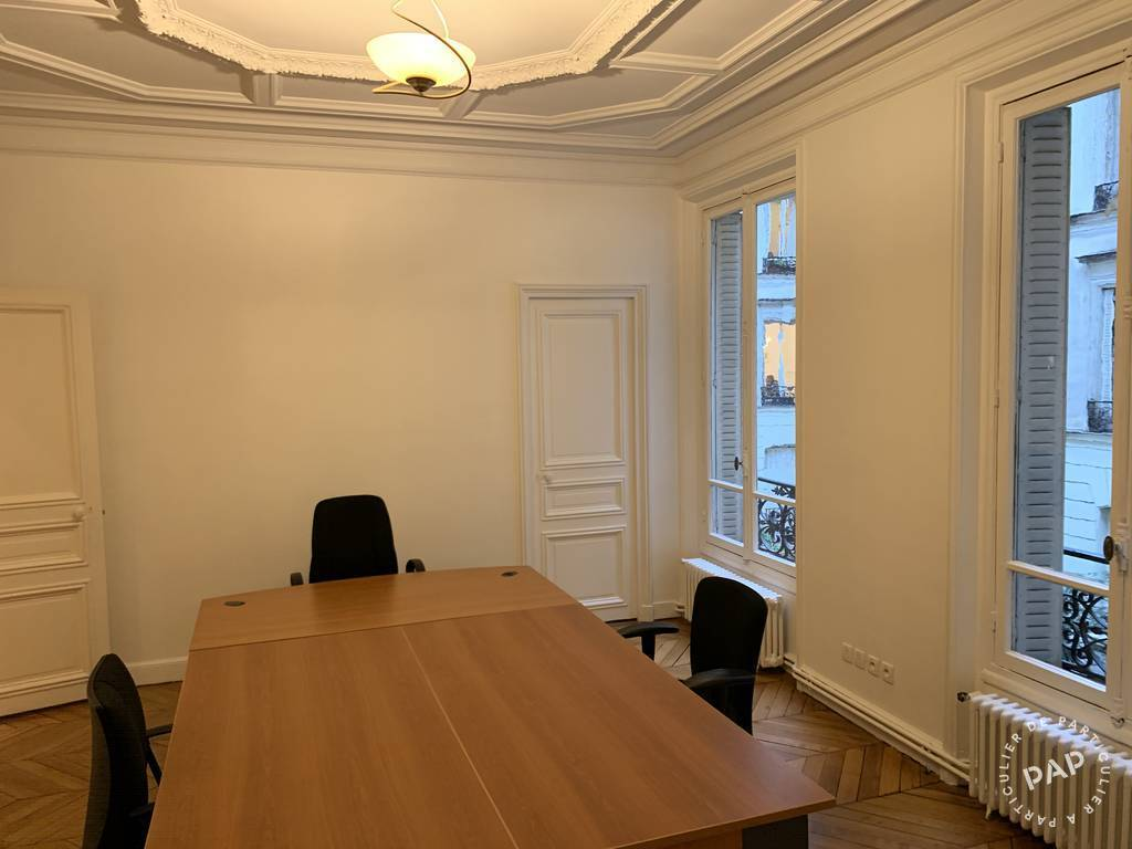 Location immobilier 2.350 € Paris 17E (75017)