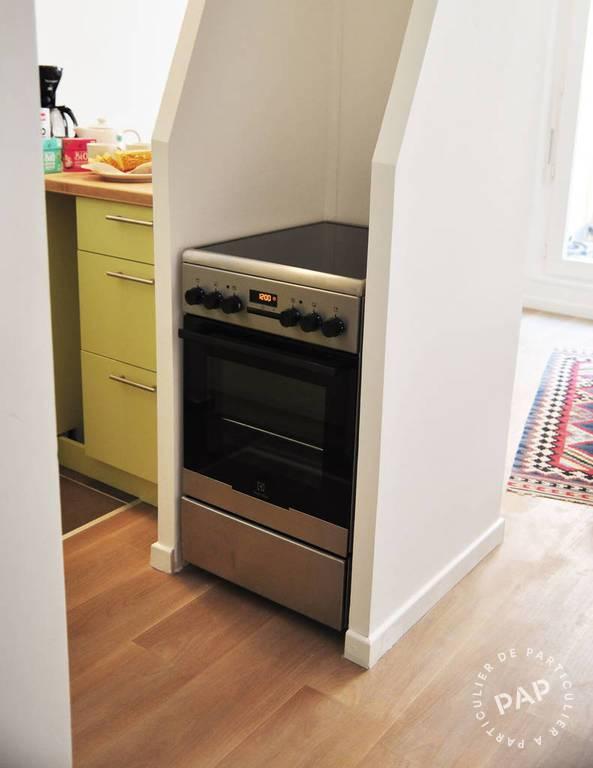 Appartement 1.090€ 43m² Saint-Denis (93210)