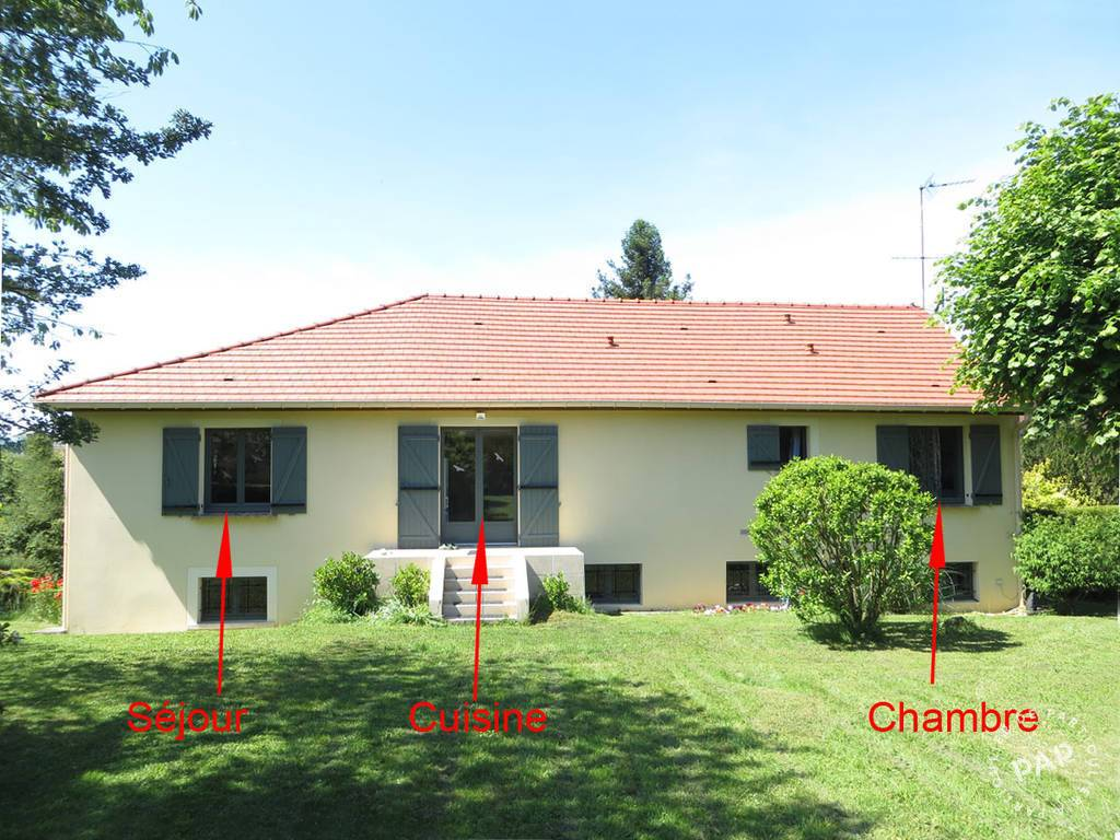 Immobilier Étiolles (91450) 465.000€ 148m²