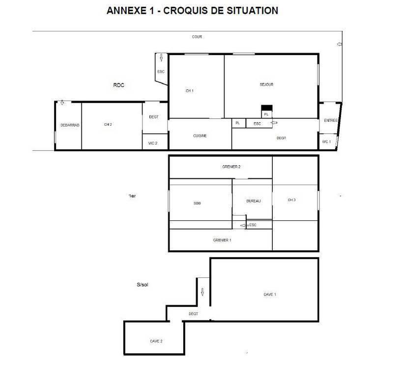 Vente Maison 77m²