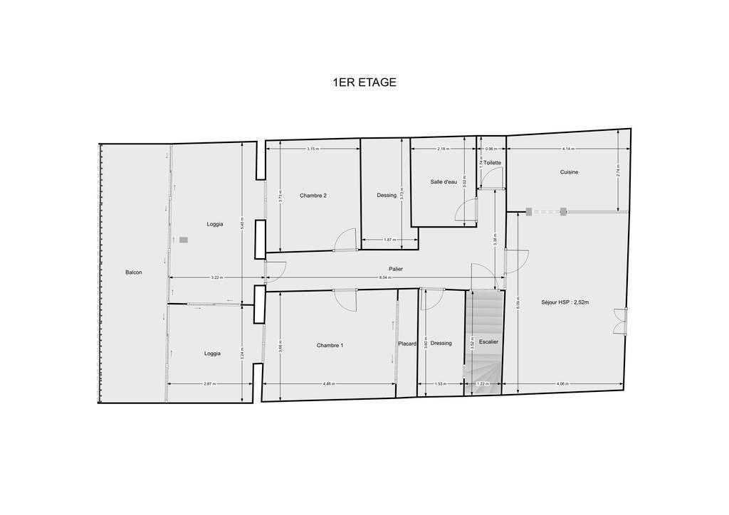 Vente Maison 195m²