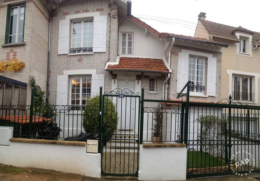 Vente Maison Croissy-Sur-Seine (78290) 100m² 720.000€