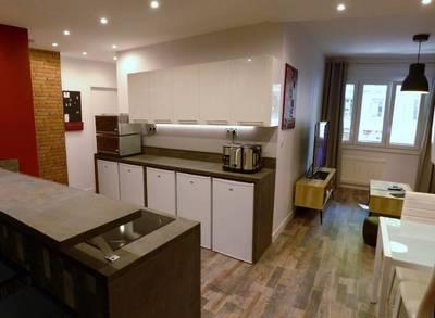 Location meublée chambre 10m² Lyon 7E (69007) - 545€