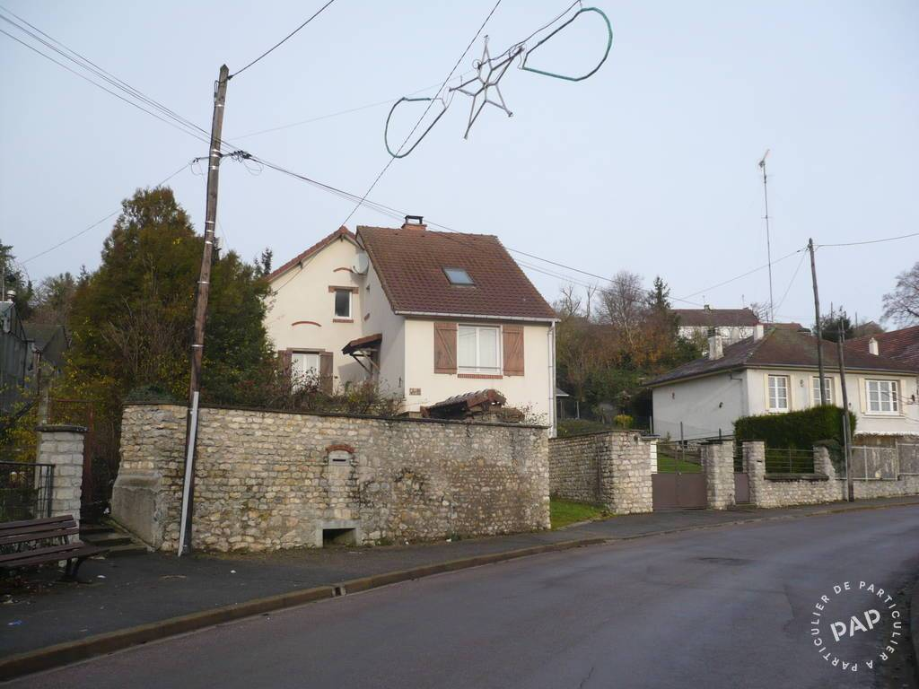 Vente maison 5 pièces Méréville (91660)