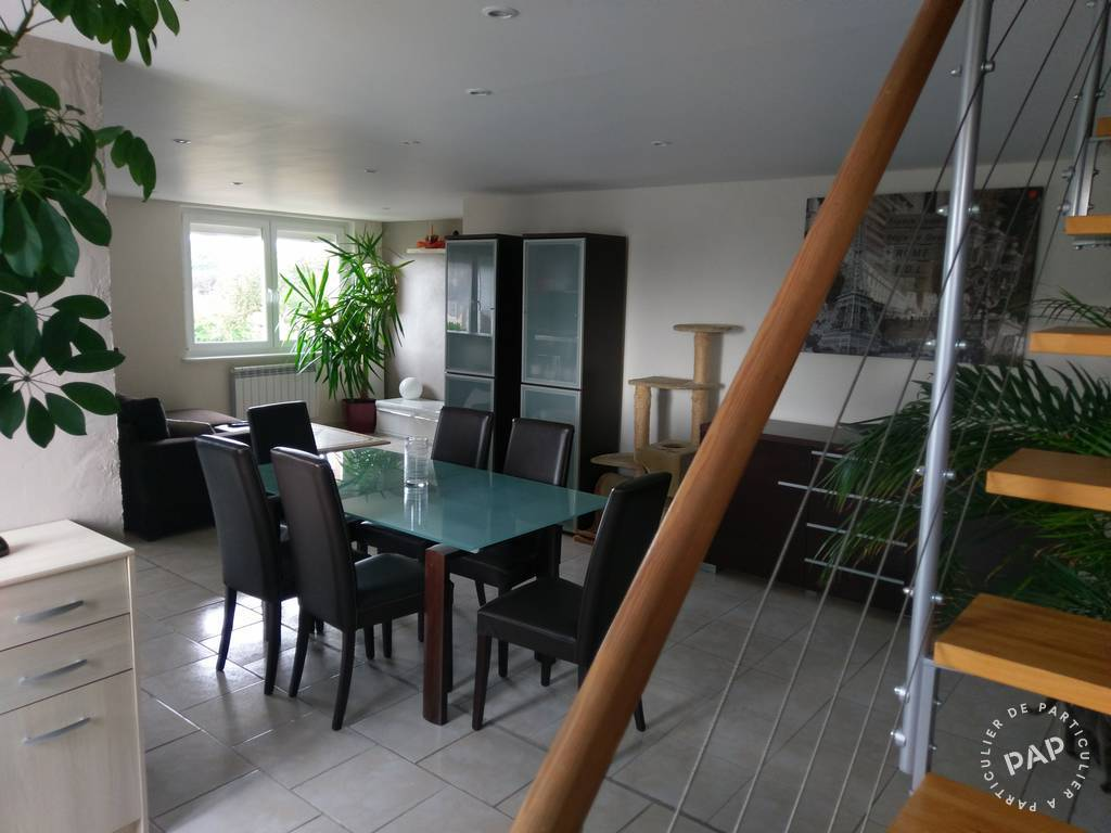Vente appartement 5 pièces Sermamagny (90300)