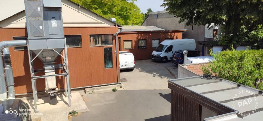 Location Bureaux et locaux professionnels Villejuif 600m²