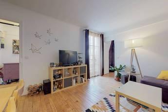 Vente appartement 2pièces 42m² Paris 18E (75018) - 385.000€