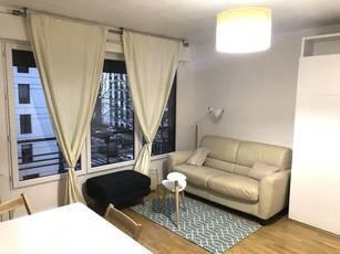 Location meublée studio 29m² Boulogne-Billancourt (92100) - 980€