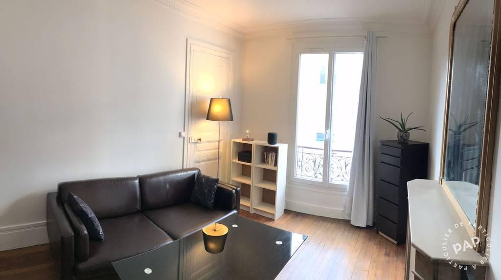 Location Appartement Paris 17E (75017) 38m² 1.600€