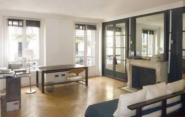 Vente appartement 2pièces 65m² Paris 8E - 899.000€