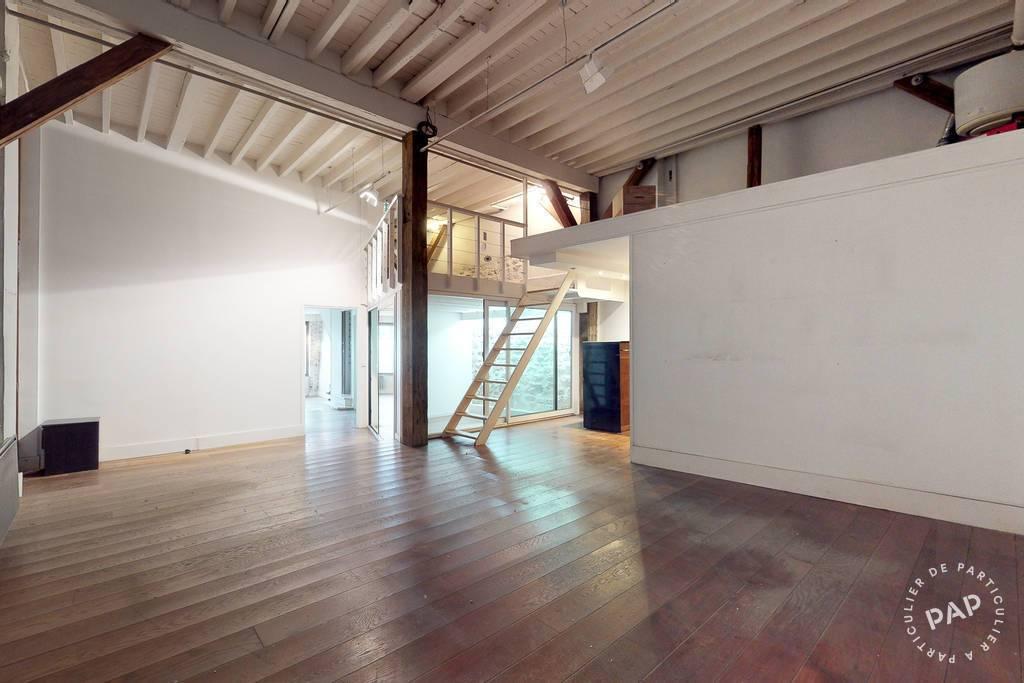 Vente et location immobilier 650.000€ Le Pré-Saint-Gervais (93310)