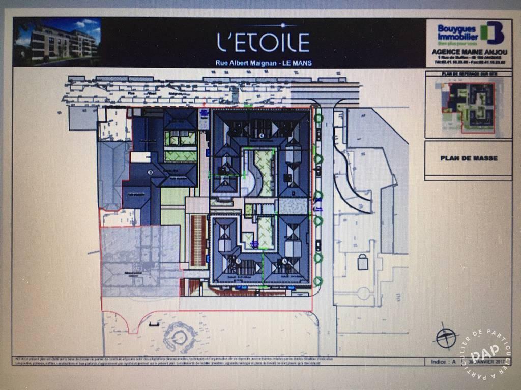 Vente immobilier 241.000€ Le Mans (72000)