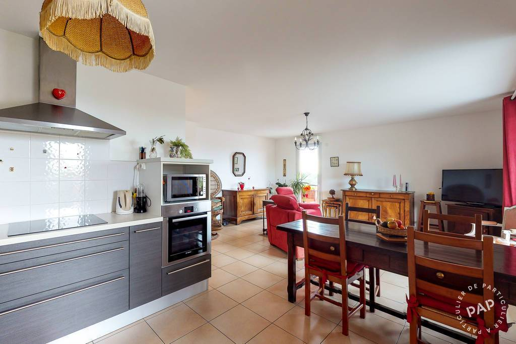 Appartement + Grande Terrasse 74 M² 370.000€