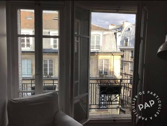 Appartement Paris 2E (75002) 1.600€