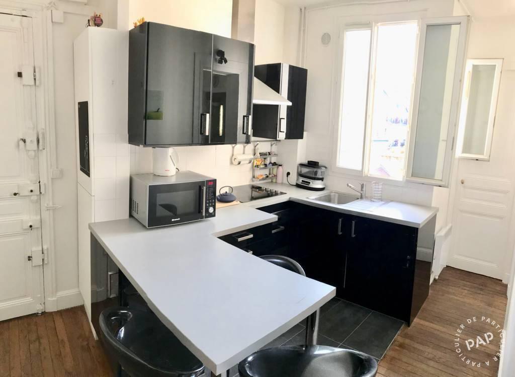 Appartement Paris 17E (75017) 1.600€