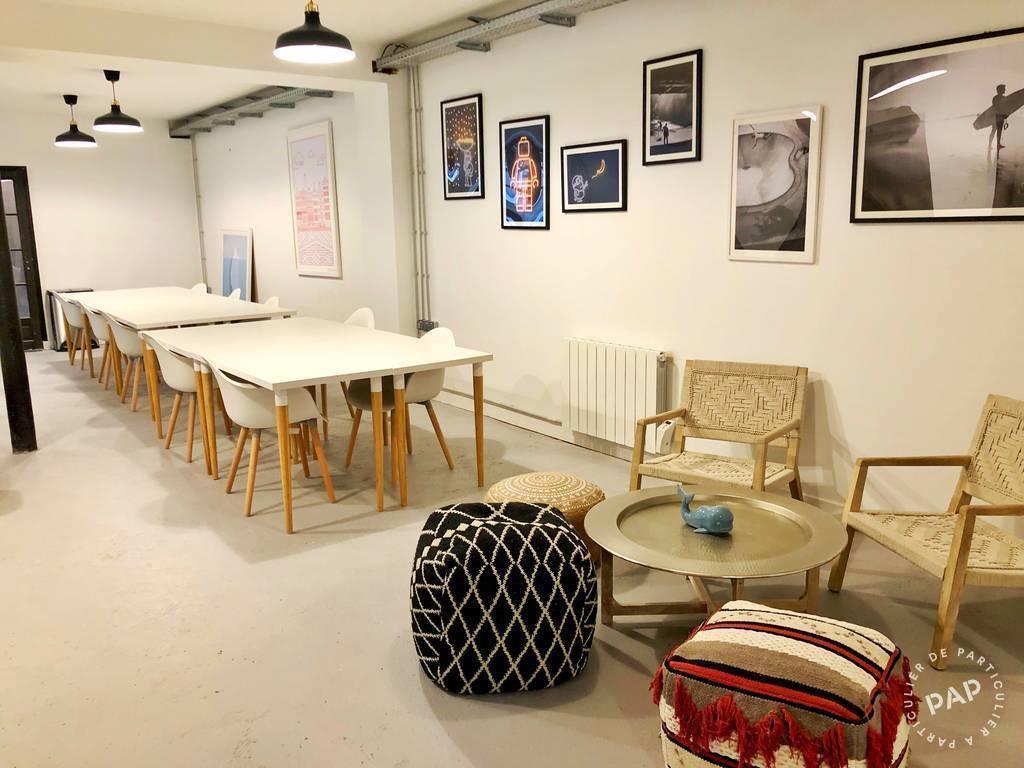 Bureaux et locaux professionnels Paris 10E (75010) 250€