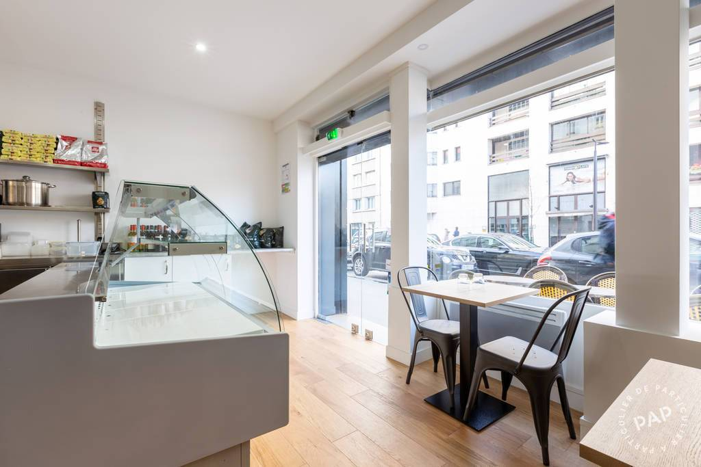 Fonds de commerce 37 m²