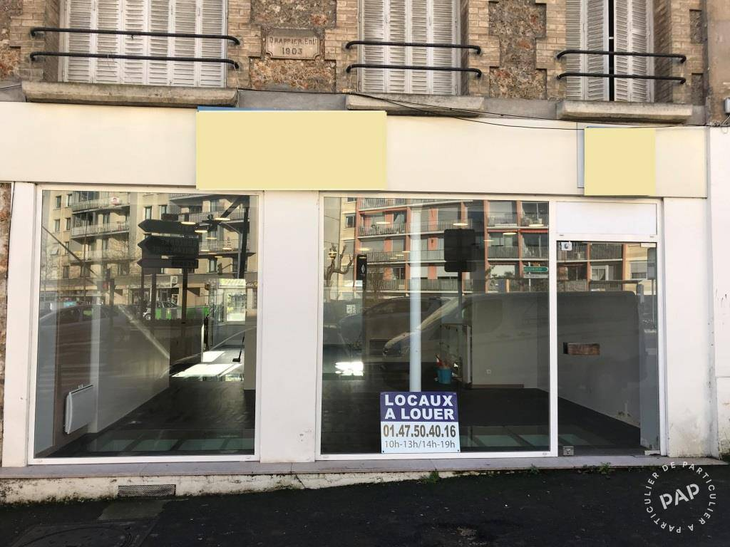 Location Local commercial Chaville (92370) 160m² 3.170€