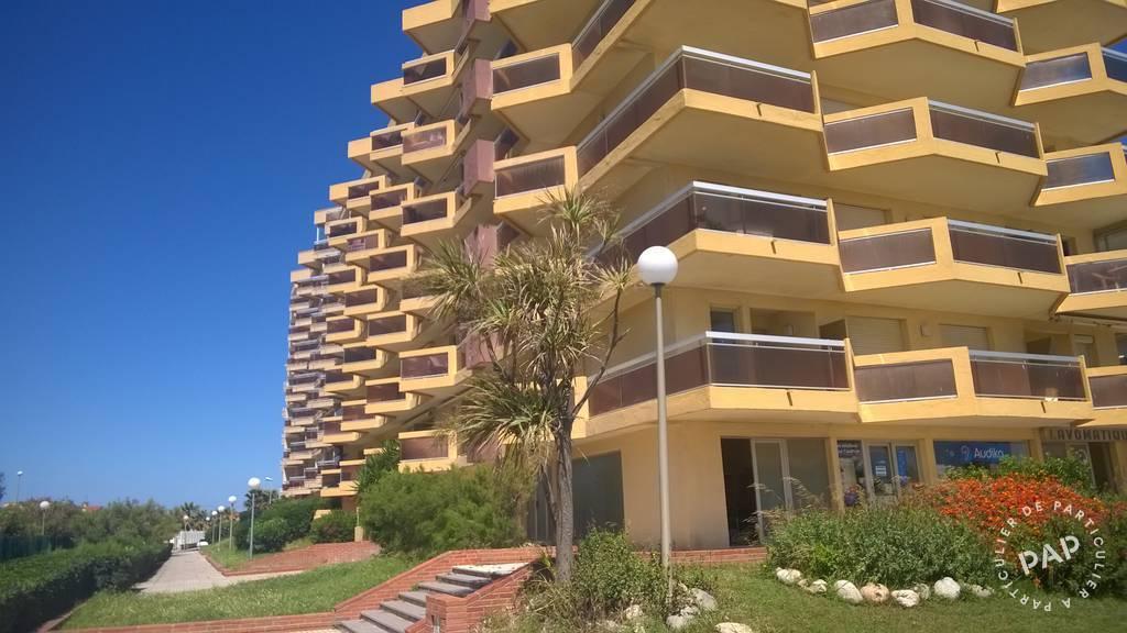 Vente Appartement Canet-En-Roussillon (66140) 29m² 110.000€