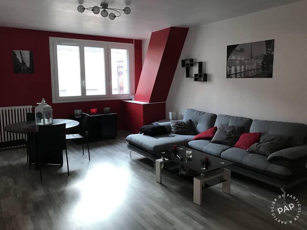 Vente Appartement Villers-Cotterêts (02600) 89m² 115.000€