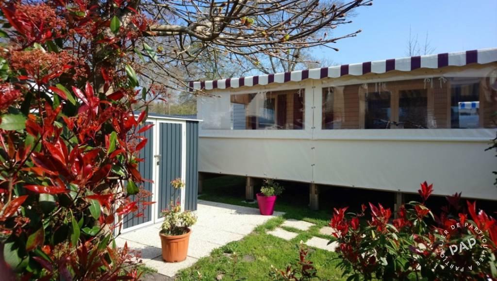 Vente Chalet, mobil-home Les Mathes (17570) 39m² 38.000€