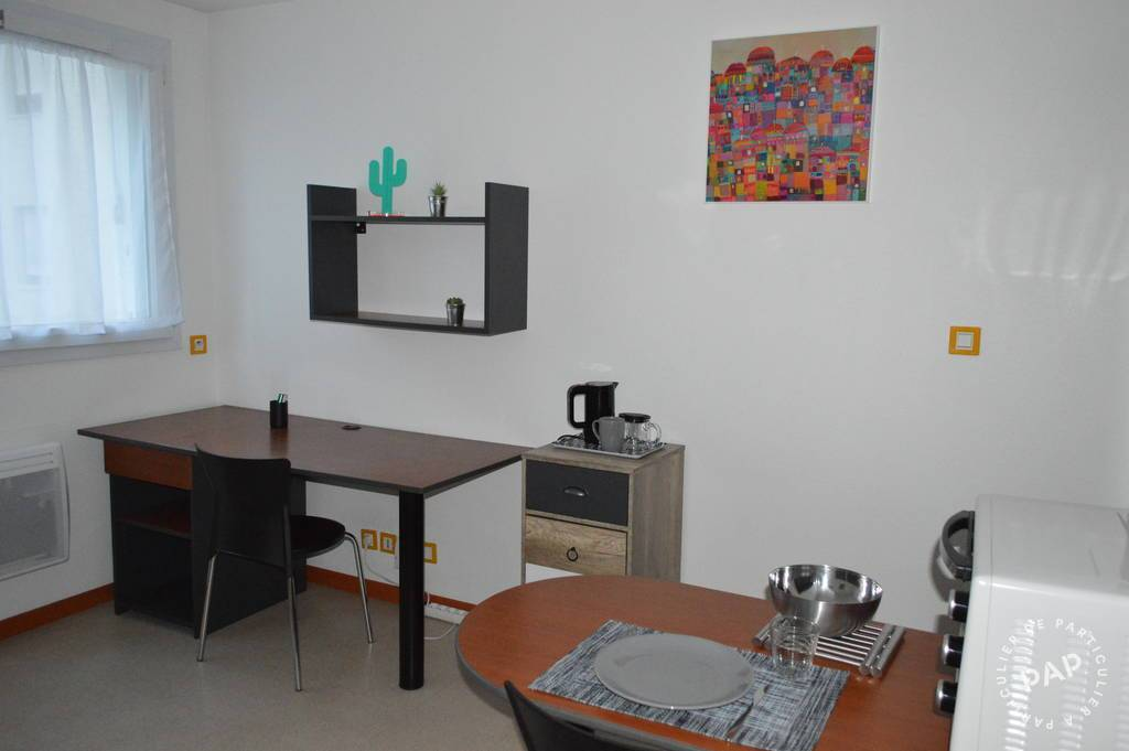 Location Appartement Rouen (76000) 18m² 470€