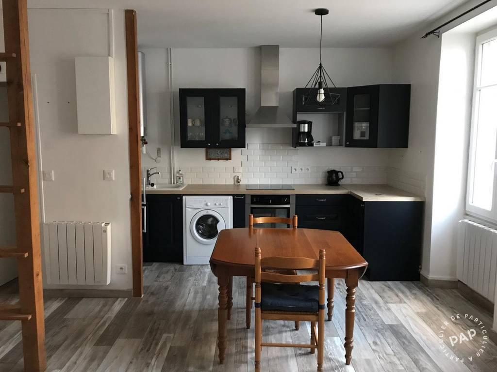 Appartement Avec Jardin Nantes location meublée appartement 2 pièces 43 m² nantes (44100