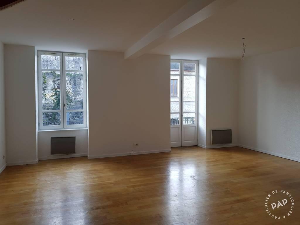 Location appartement 4 pièces Morestel (38510)