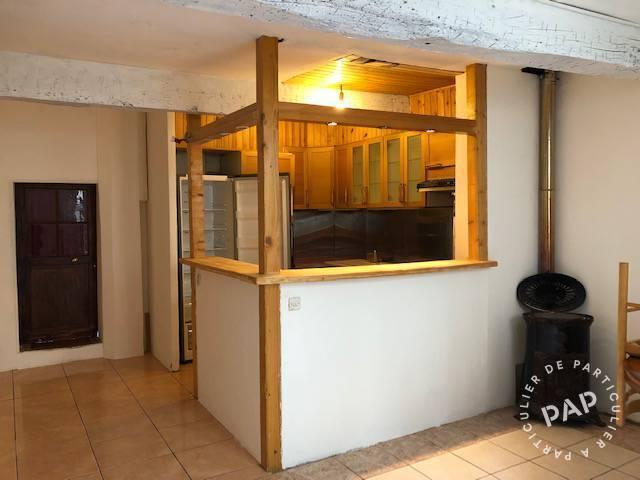 Vente Maison Le Pouget (34230) 80m² 160.000€