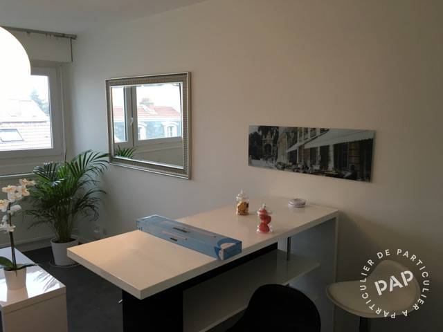 Location appartement studio Nancy (54)