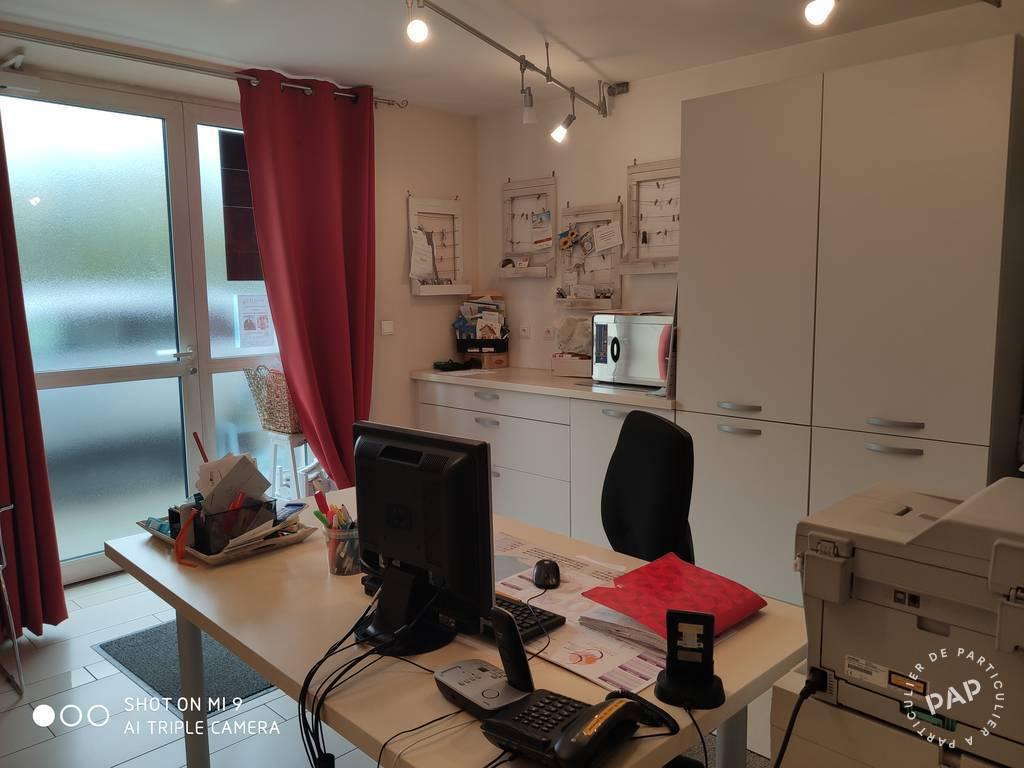 Vente et location Bureaux, local professionnel Maillat (01430) 55m² 83.000€