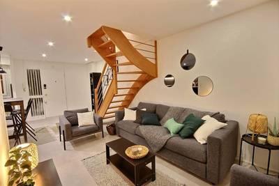 Location meublée chambre Cergy - 495€