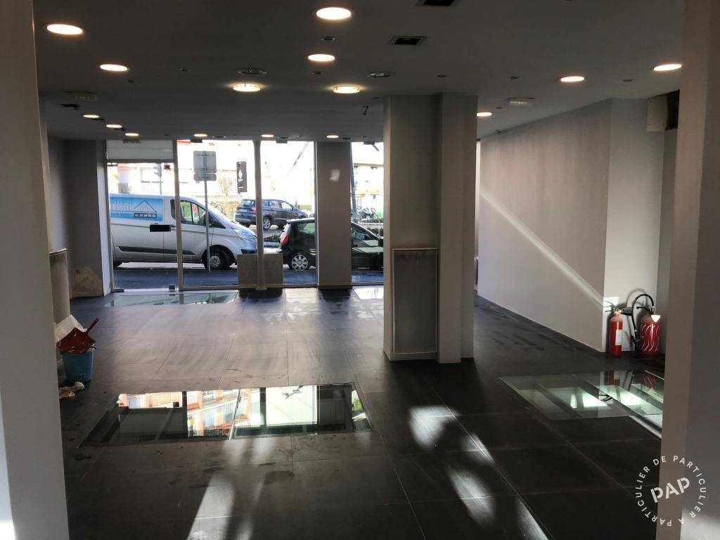 Location Local commercial Chaville (92370)