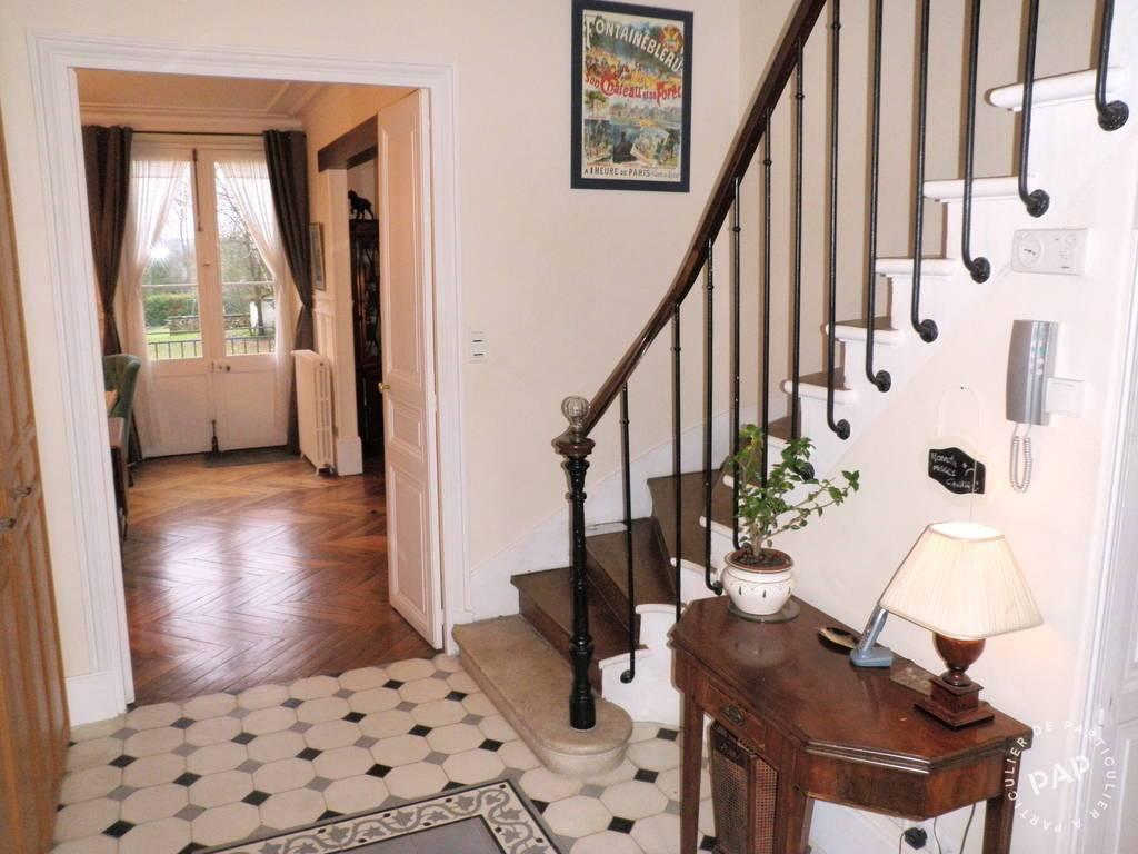 Vente immobilier 829.000€ Samois-Sur-Seine (77920)