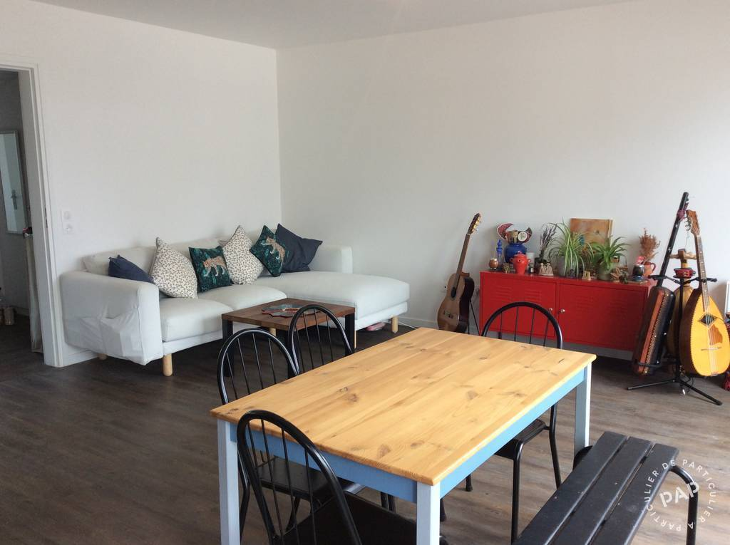 Location immobilier 1.750 € + Parking Pantin (93500)