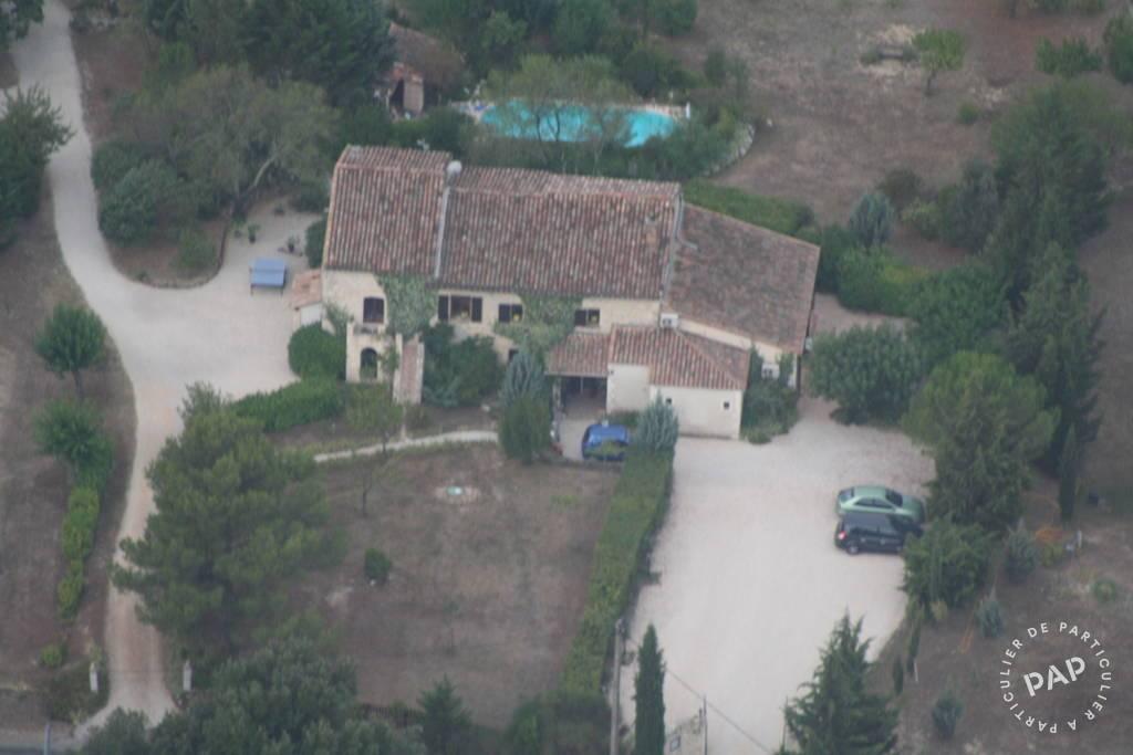 Vente Maison Saint-Just-Et-Vacquières (30580) 335m² 648.000€