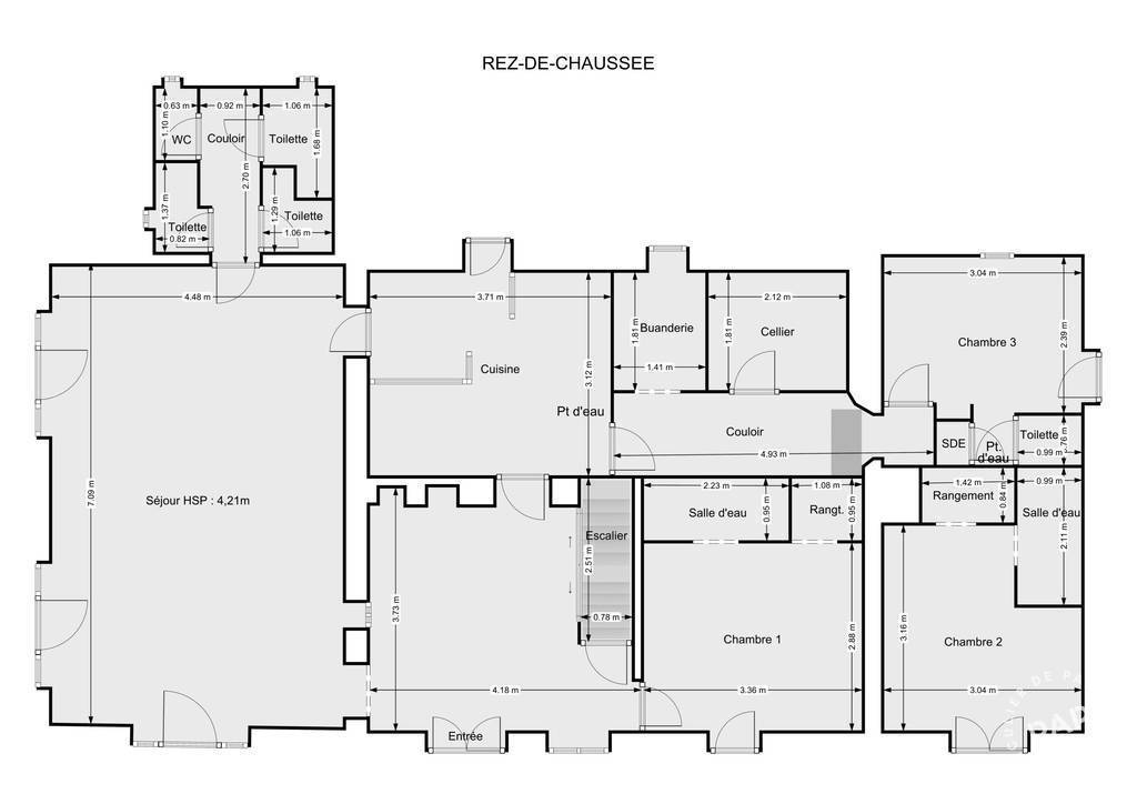 Vente Maison Saint-Just-Et-Vacquières (30580)