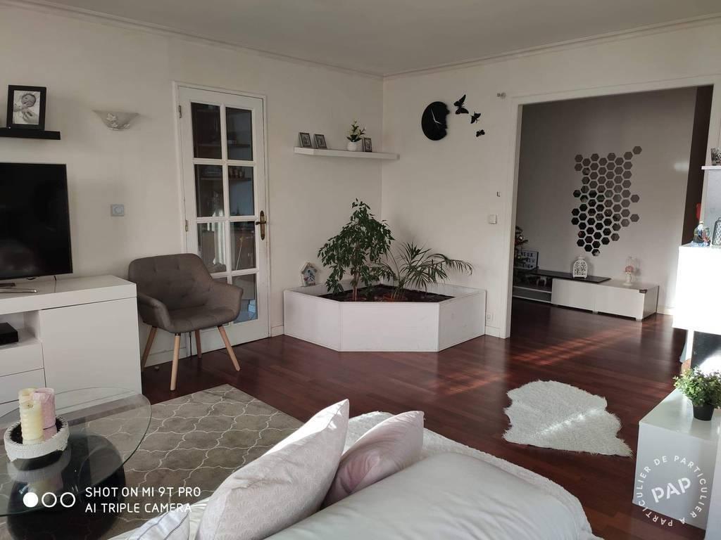 Vente Appartement Champs-Sur-Marne (77420) 116m² 295.000€