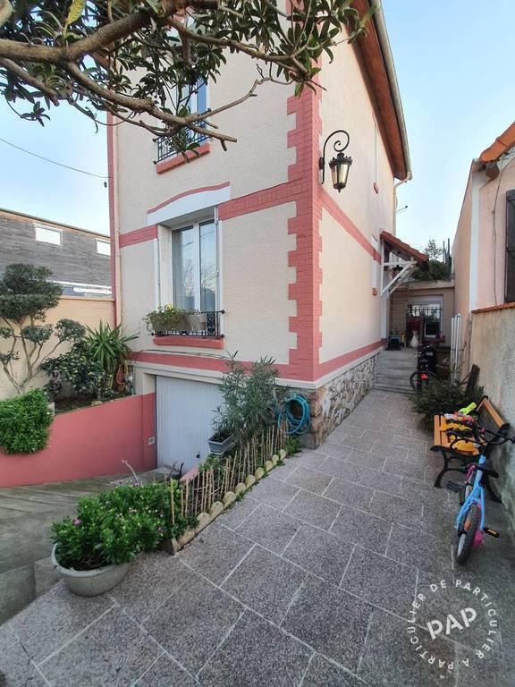 Vente maison 4 pièces Colombes (92700)