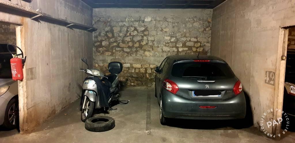 Location Garage, parking Paris 19E (75019)  100€