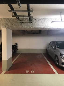 Location garage, parking Paris 11E (75011) - 120 €