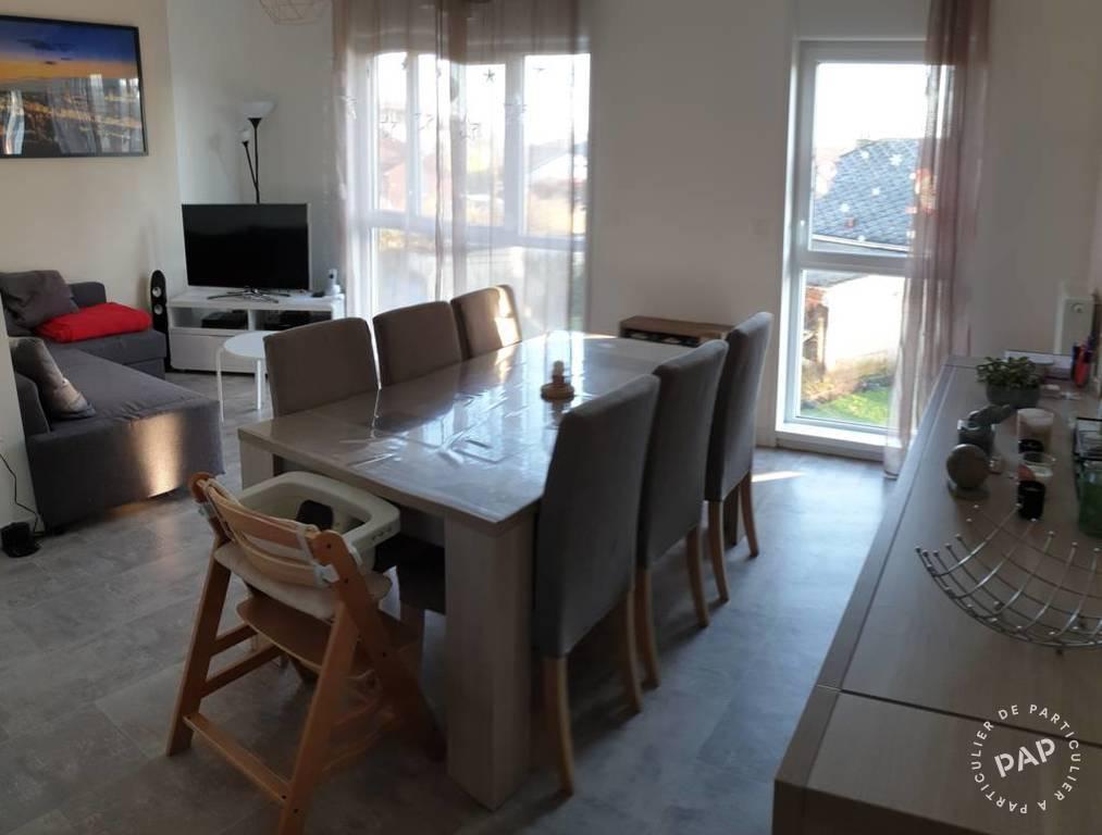 Vente appartement 4 pièces Templeuve (59242)
