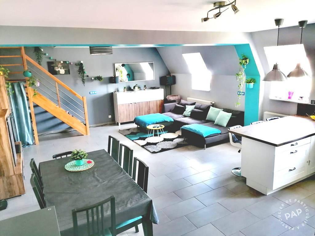 Vente Appartement Mulhouse (68100) 120m² 159.000€