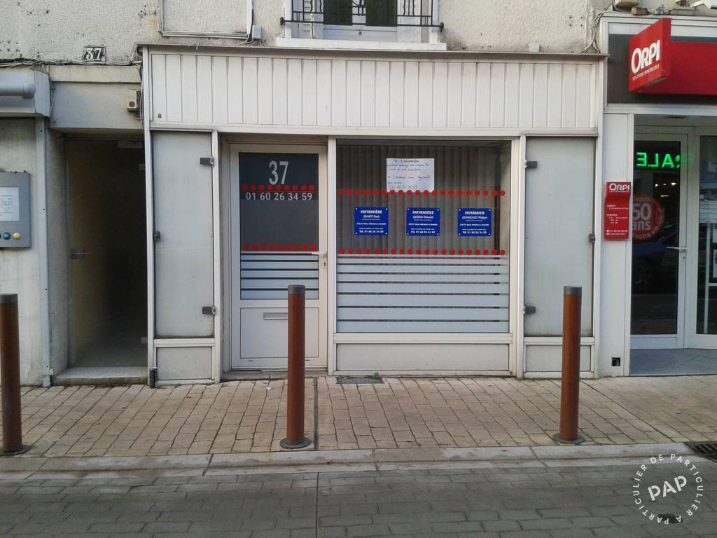 Location Local commercial Claye-Souilly (77410) 25m² 800€
