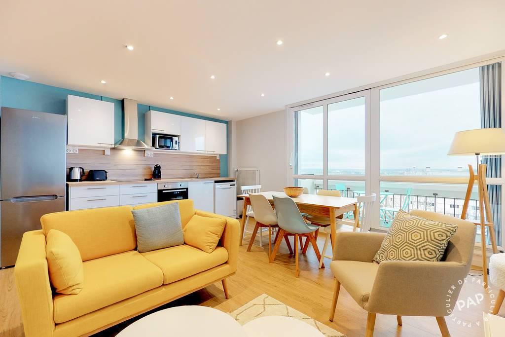 Location appartement 6 pièces Caen (14000)