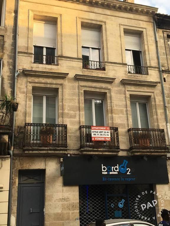 Vente Appartement Bordeaux (33000) 89m² 335.000€