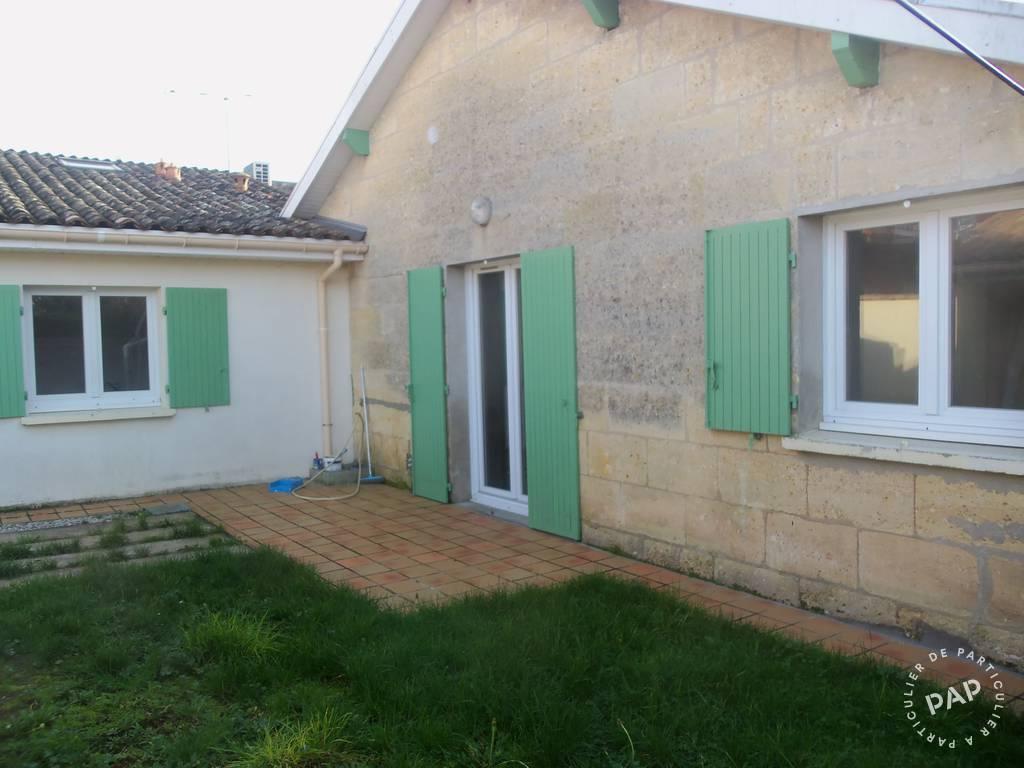 Vente Maison Cubzac-Les-Ponts (33240) 66m² 210.000€
