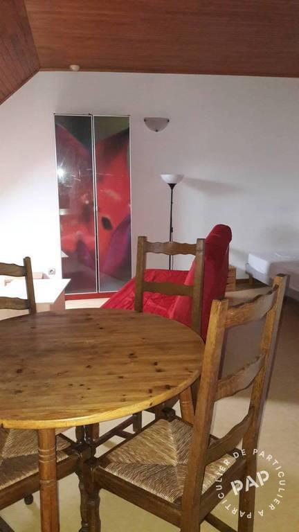 Location appartement studio Bourgoin-Jallieu (38300)